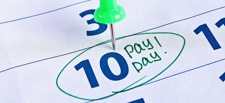 Here Are the 3 Paycheck Months in 2020