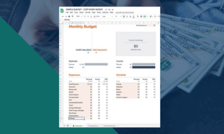 How to Use the Google Sheets Budget Template (Free Spreadsheet!)