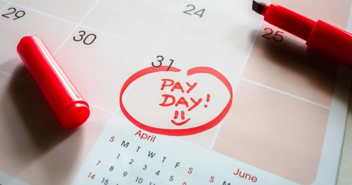 Here Are the 3 Paycheck Months for 2021