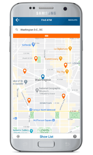 Discover ATM finder tool: Allpoint and MoneyPass networks
