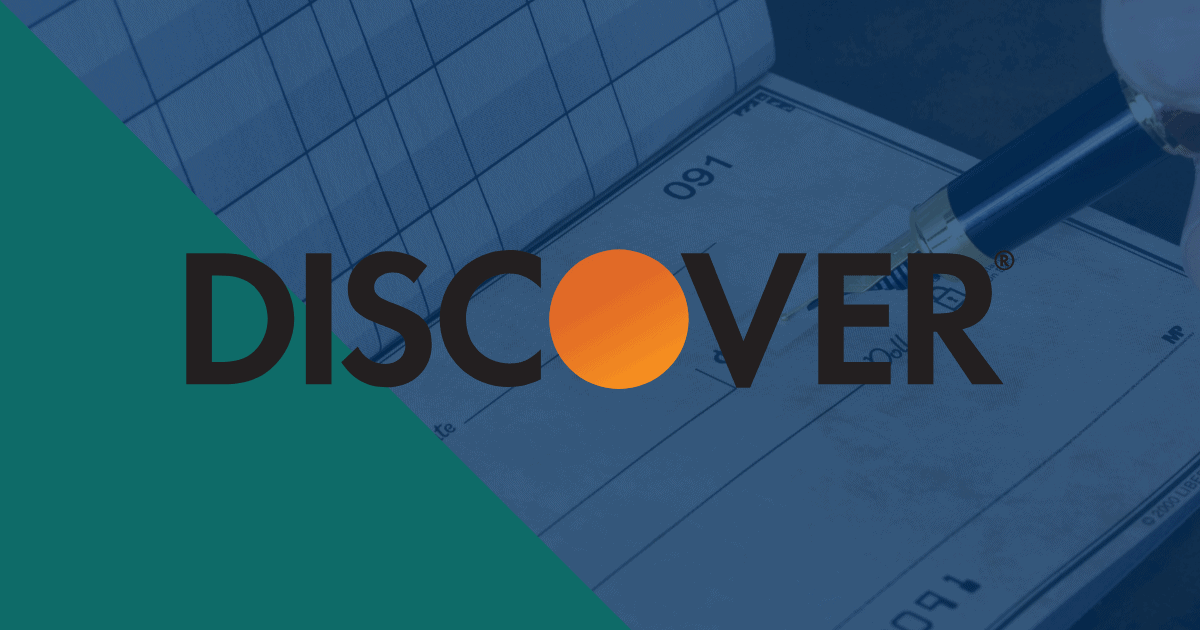 Discover Bank Checking Account: Real Customer Review
