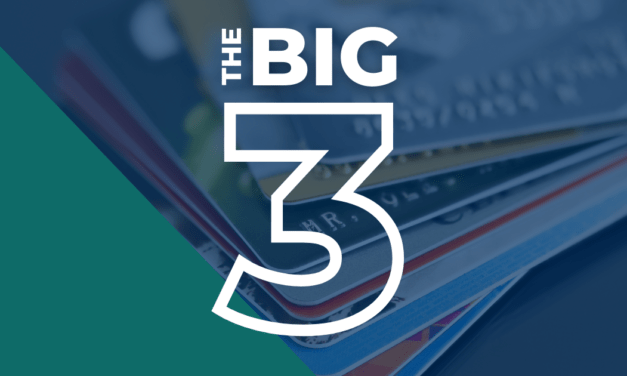 The Big 3 Credit Card Strategy: How to Maximize Cash Back Rewards