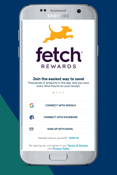 Use referral code MICHAEL before scanning your first Fetch Reward receipt for a 2,000-point bonus.