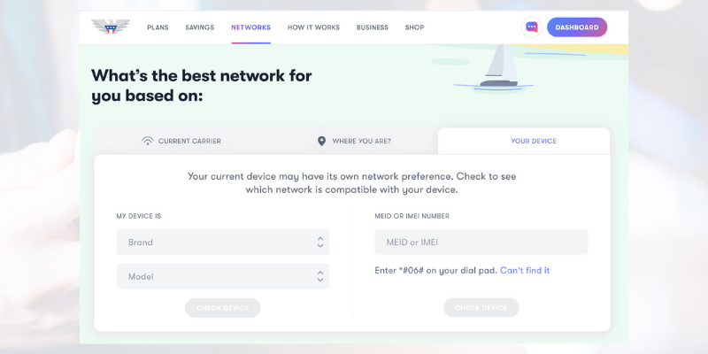 US Mobile tool lets you check network compatibility based on phone's MEID or IMEI number